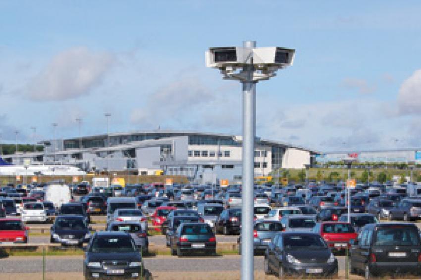 Parkplatzüberwachung